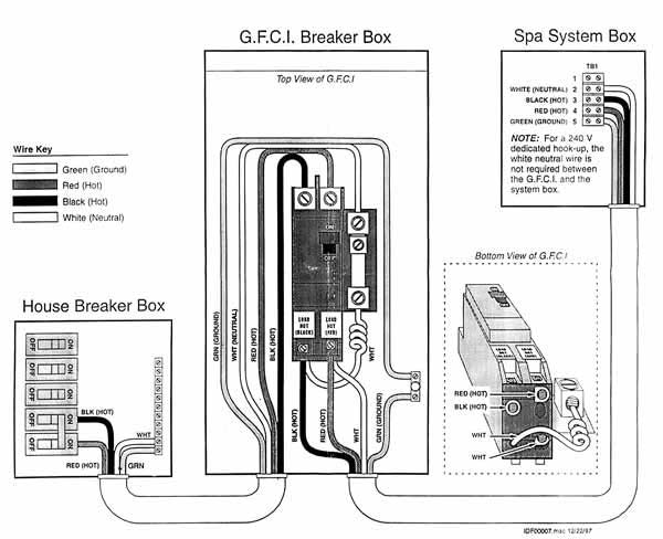 Spa Wiring Diagram: Sun Ray Hot Tubs 6 Patio: Wiring Diagram,Design