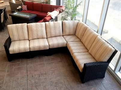 ventura patio set